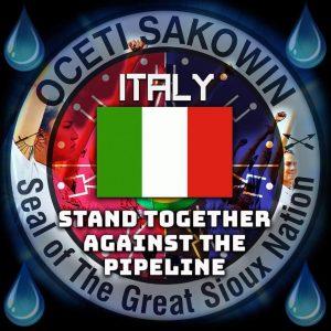 No DAPL Italy