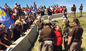 dakota-access-pipeline arrests